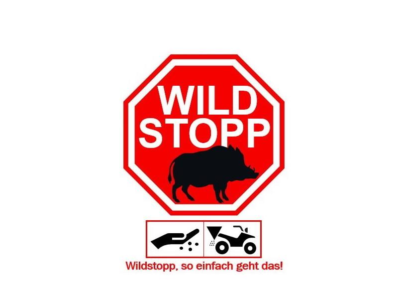 Wildschweinstopp Logo